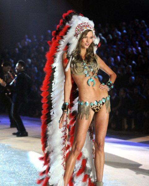 Victoria Secret Fashion Show Worst Dressed 2012