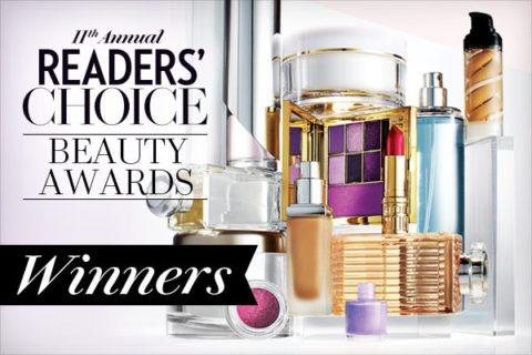 11th Annual Readers Choice Beauty Awards
