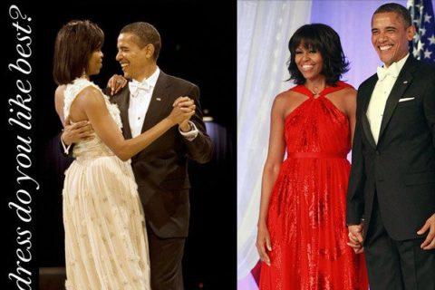 Michelle Obama Inauguration Jason Wu