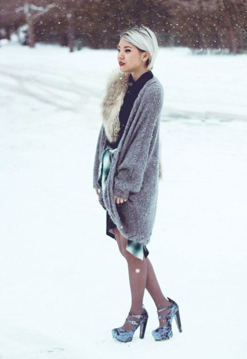 Winter Knits Danielle Roche