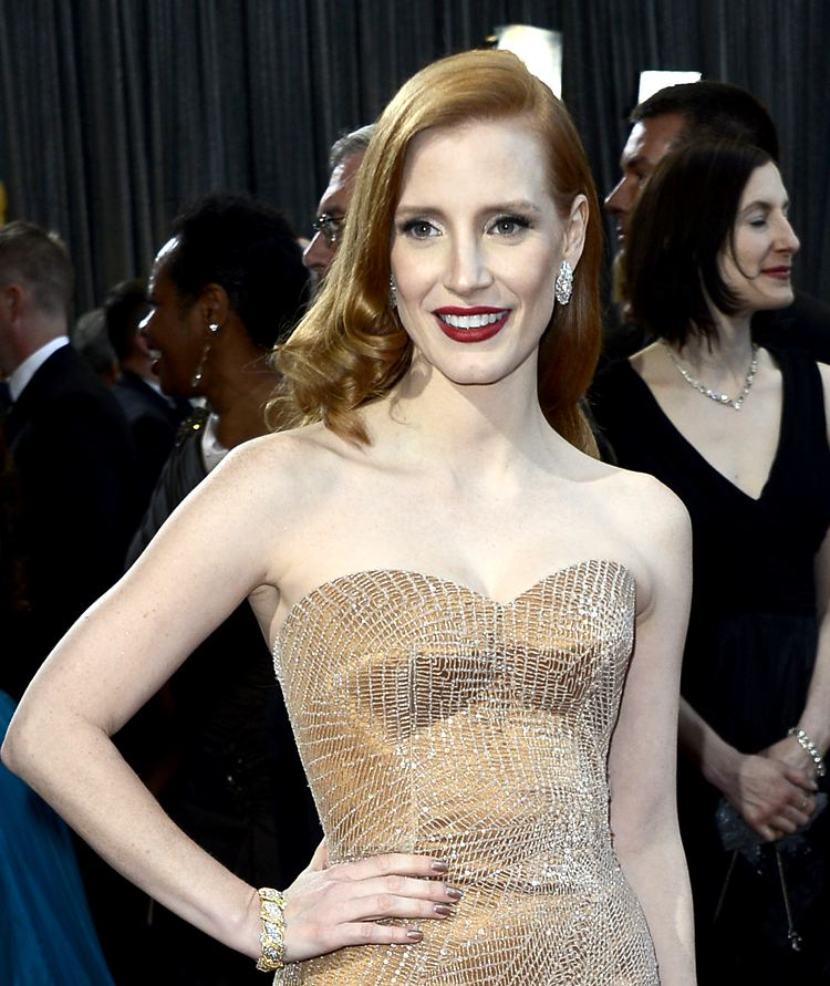 List of awards and nominations received by Jessica Chastain