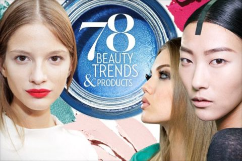Spring 2013 Beauty Trends Guide