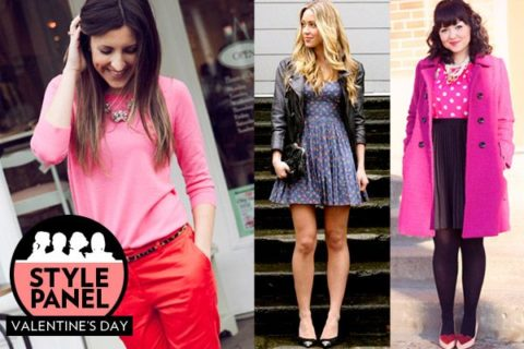Valentines Day Style Panel