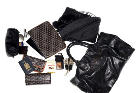 Whats in your bag Leah Miller