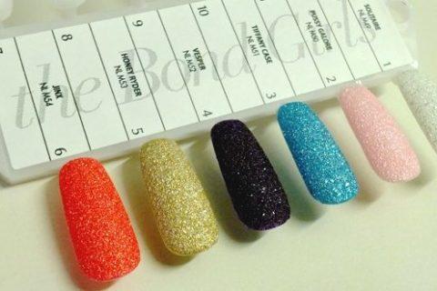 OPI Bond Girls nail polish collection