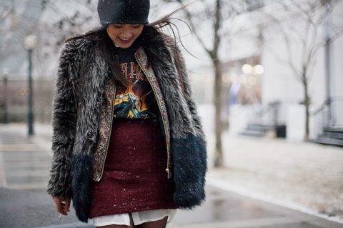 Street Style Toronto Fashion Week Fall 2013