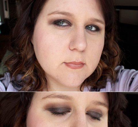 1990s beauty trend makeup - Alicia