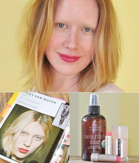1990s beauty trend makeup - Andrea