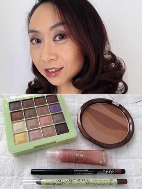 1990s beauty trend makeup - Elaine