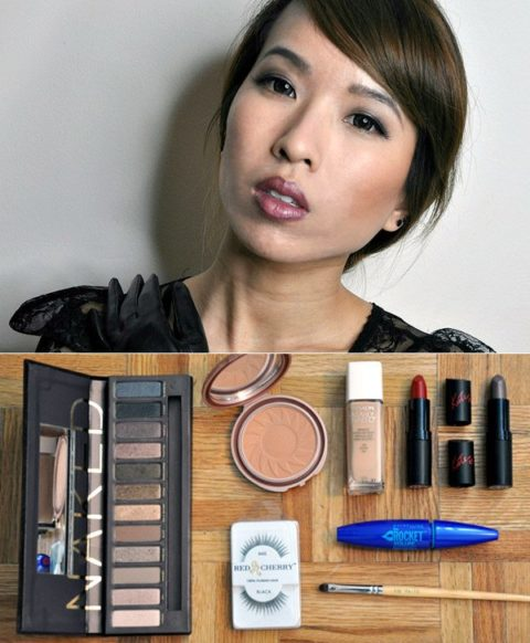 1990s beauty trend makeup - Emily