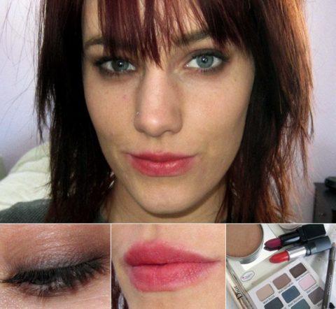 1990s beauty trend makeup - Gaby