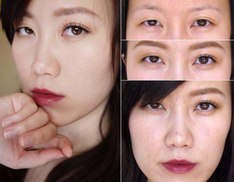 1990s beauty trend makeup - Gerry