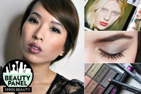 1990s beauty trend makeup
