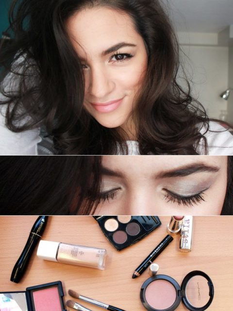 1990s beauty trend makeup - Rema
