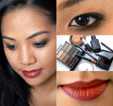 1990s beauty trend makeup - Tess