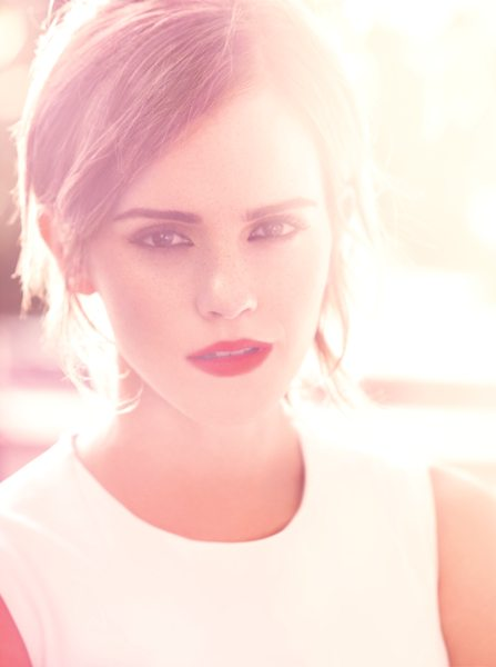 Emma Watson exclusive interview Lancome and The Bling Ring