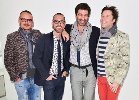 The Room Viktor Rolf Party