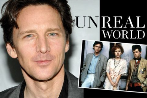 Andrew McCarthy beauty of self acceptance