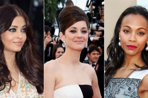 Cannes 2013 red carpet beauty