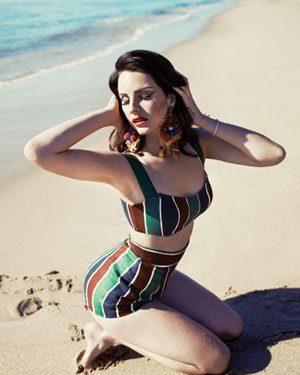 Fashion Magazine Summer 2013 Lana Del Rey