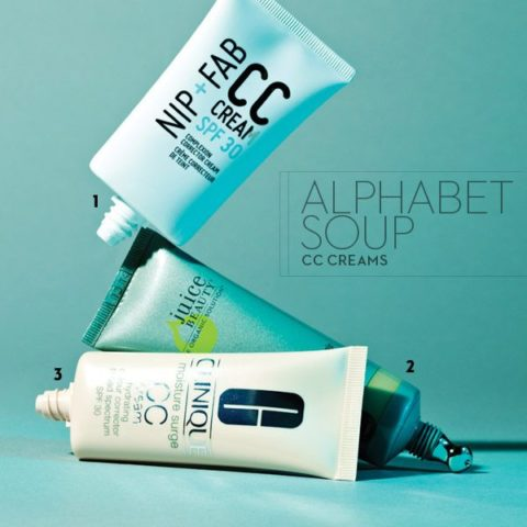best skincare products cc creams