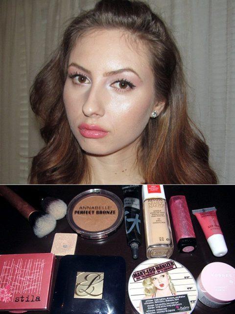 celebrity hair and makeup ellie