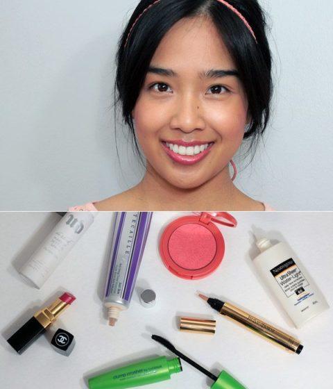 Waterproof makeup - aleeza