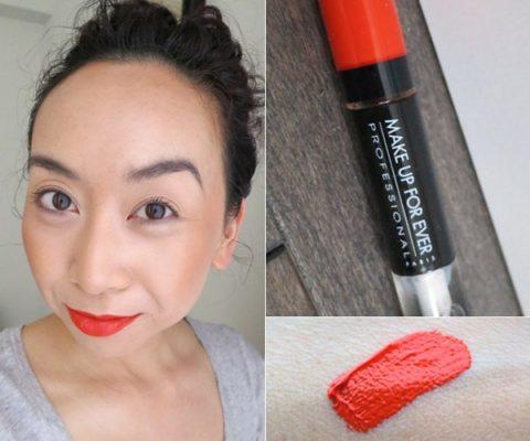 Waterproof makeup - elaine