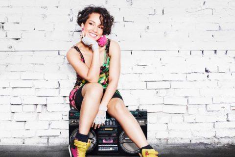 Alicia Keys Reebok collaboration