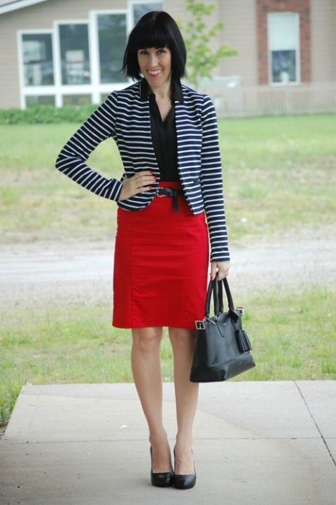 What to wear to a job interview Amber Desilets