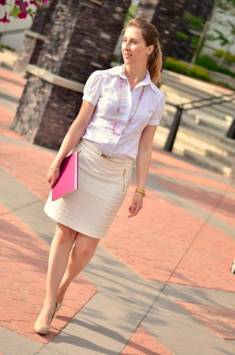What to wear to a job interview Becky Kung