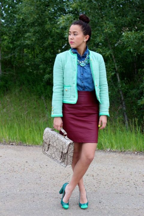 What to wear to a job interview Lyndsey Forest