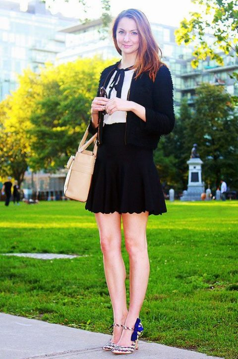 What to wear to a job interview Marta Tryshak