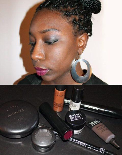 date makeup aida