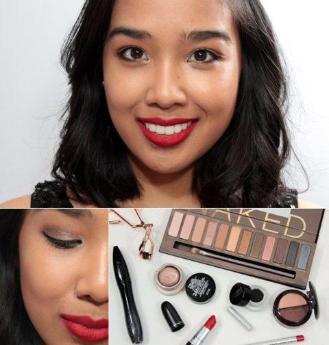 date makeup aleeza