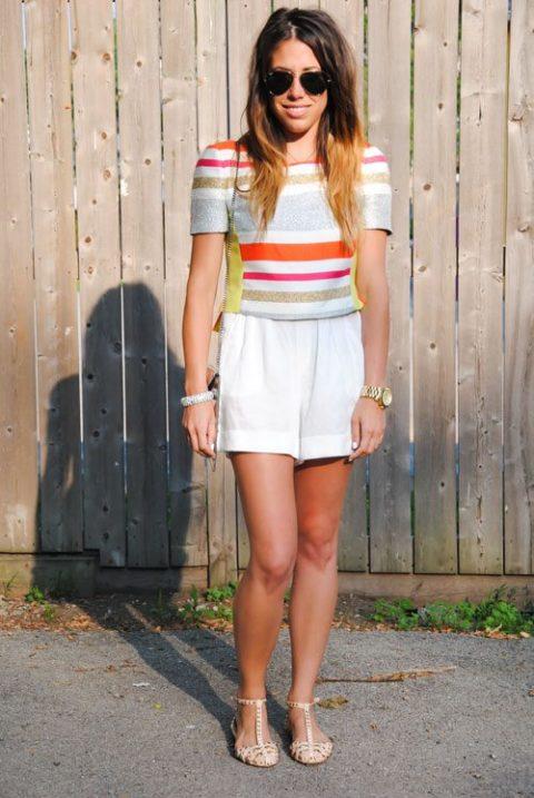 How to wear neon Christina Cravero