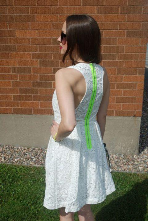 How to wear neon Kayla Short
