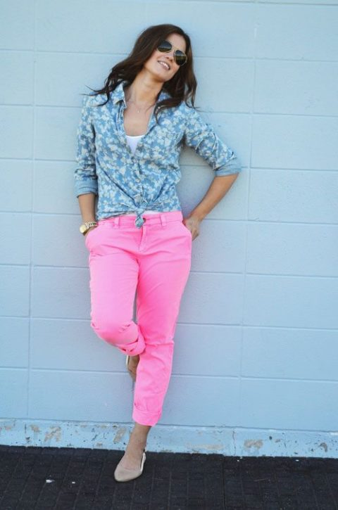 How to wear neon Melanie Morais