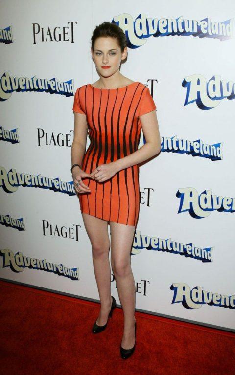 Kristen Stewart Adventureland Los Angeles premiere March 2009