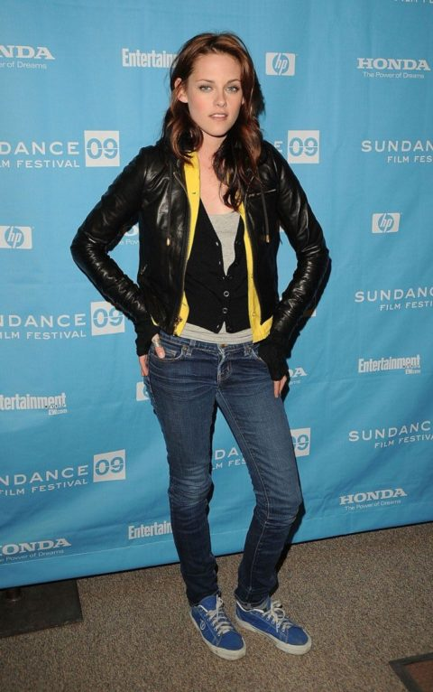 Kristen Stewart Adventureland Sundance Film Festival January 2009