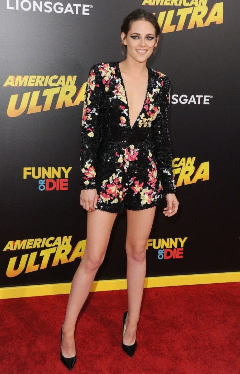 Kristen Stewart American Ultra Premiere