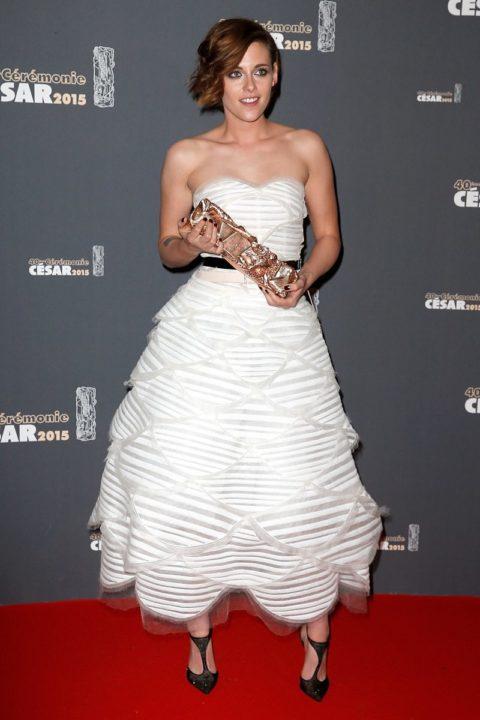 Kristen Stewart Cesar Awards 2015
