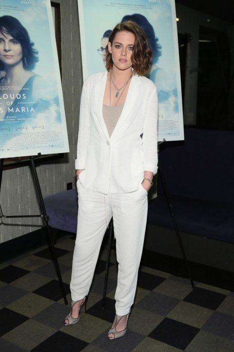 Kristen Stewart Clouds of Sils Maria IFC Screening