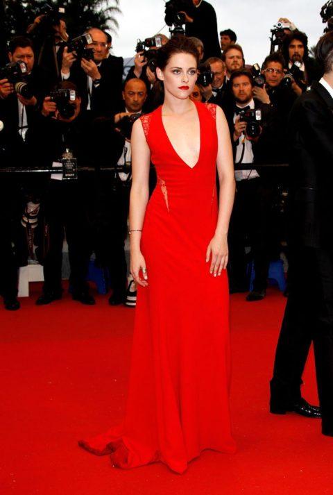 Kristen Stewart Cosmopolis premiere Cannes Film Festival May 2012