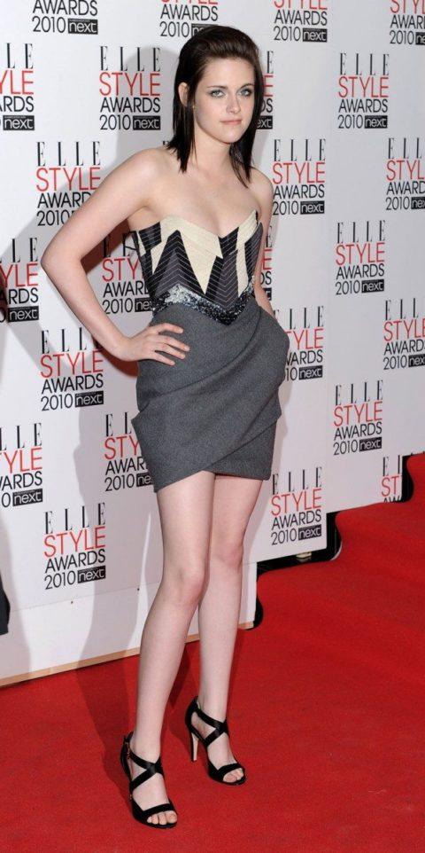 Kristen Stewart Elle Style Awards February 2010