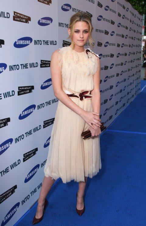 Kristen Stewart Into the Wild Los Angeles premiere September 2007