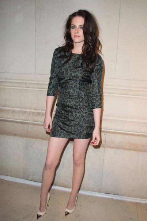 Kristen Stewart Louis Vuitton Marc Jacobs Exhibition March 2012