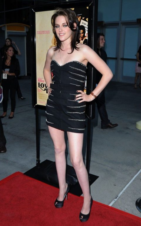 Kristen Stewart Love Ranch Los Angeles premiere June 2010