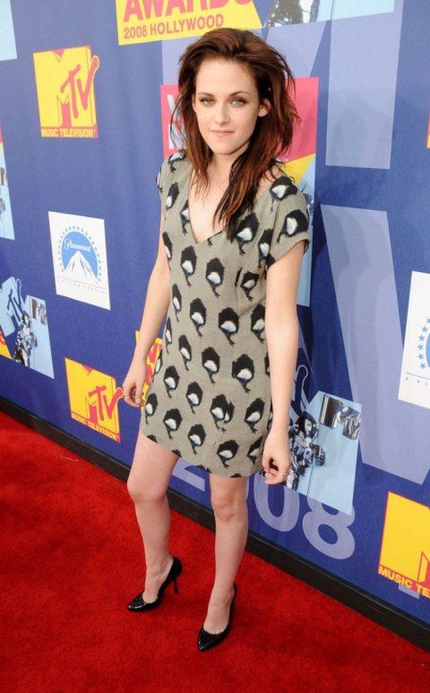 Kristen Stewart MTV Video Music Awards September 2008