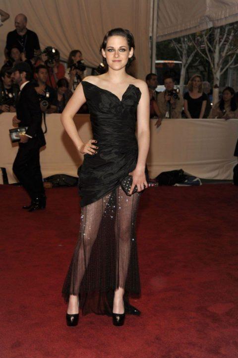 Kristen Stewart Met Gala May 2010